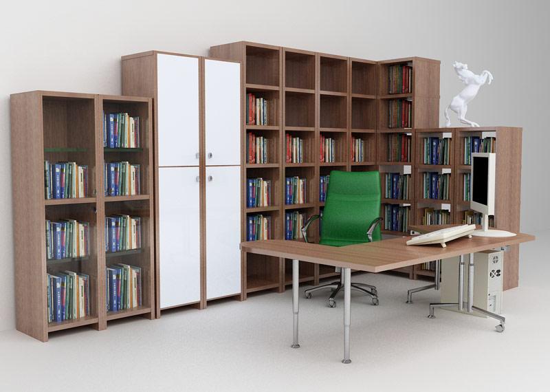 Изготовление офисной и торговой(корпусной)мебели-Харьков