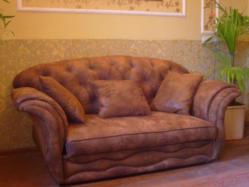 Продам  оригинльный мягкий диванчик