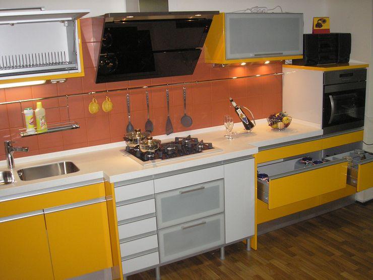 Кухни и шкафы-купе от ТМ «Альтек» по индивидуальным проектам
