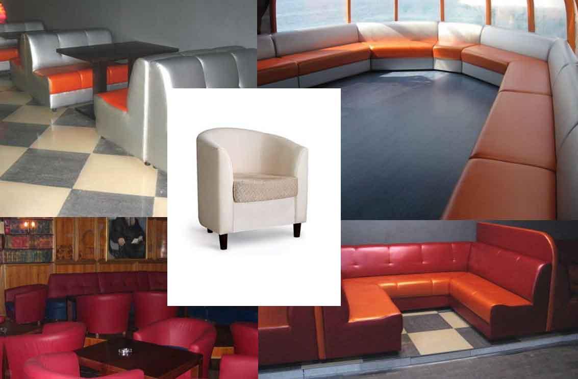 Мебель для кафе, баров, ресторанов, салонов, офисов на заказ