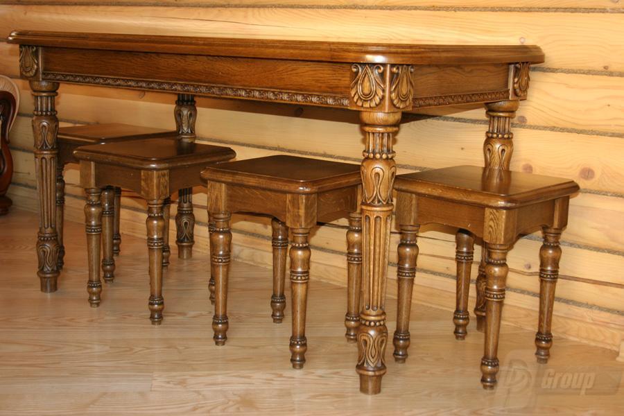 Производство мебели и столярных изделий