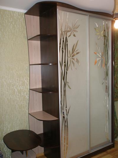 Изготовление шкафов-купе на заказ в Харькове