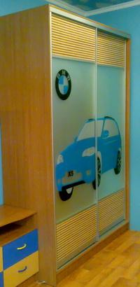 Шкафы-купе, гардеробные, прихожие на заказ в Харькjdt