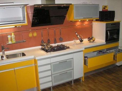 Кухонная мебель престиж класса от ТМ «Альтек»