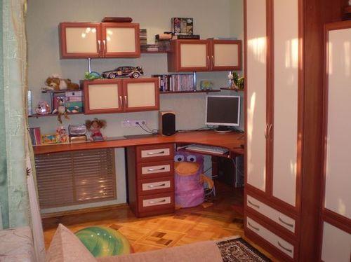 Детская мебель по индивидульным проектам от ТМ «Альтек»