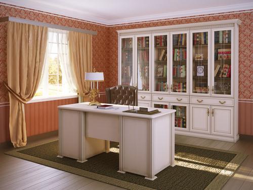 Домашние кабинеты и библиотеки «ТОЛЕДО» («Dominat» Санкт-Петербург)