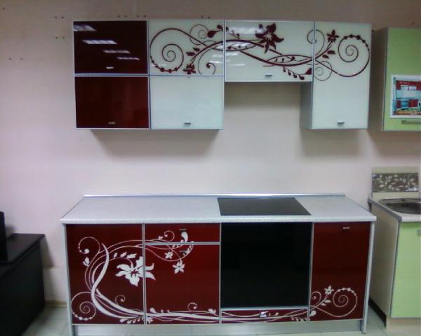 Кухонная мебель. Современный дизайн и воплощение оригинальных идей!