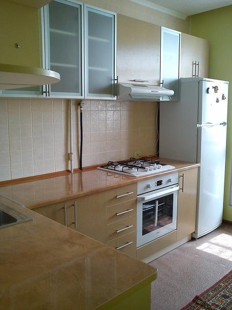 Кухни под любой размер и любой сложности.