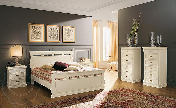 итальянская кровать Venera
