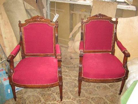 Реставрация антикварной мебели в Харькове