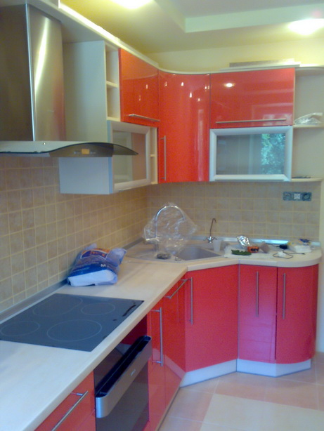 Кухня на заказ в Харькове