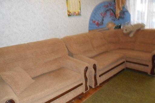 Продам угловой двойной диван