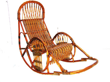 Кресло-качалка для Великана, Закат