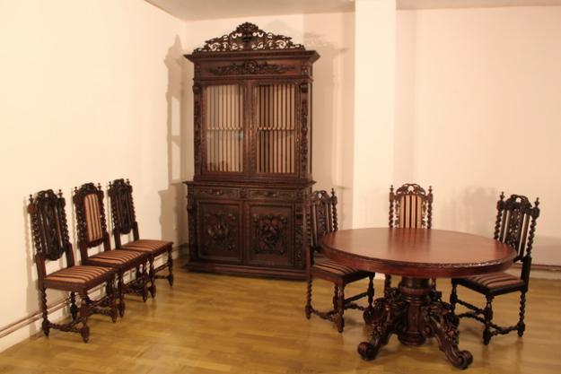 Реставрация антикварной,старинной мебели.Харьков