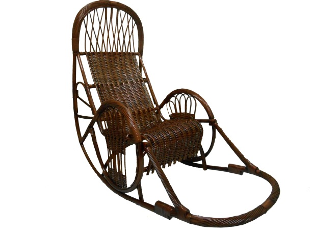 Кресло качалка Закат-2 от автора для Великана.