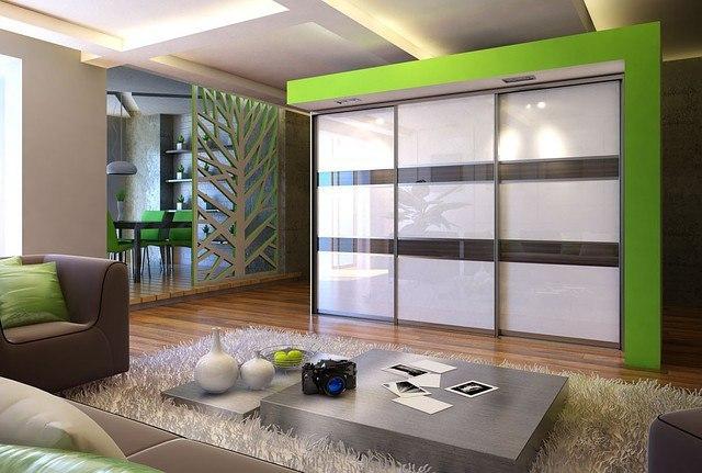 Шкафы купе, встроенные шкафы, гардеробные комнаты от «Альтек Мебель»