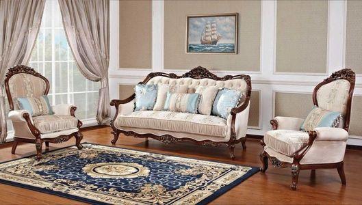 Элитная классическая мягкая мебель Bellini  (Китай)